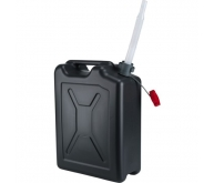Jerrycan hydrocarbure 20 l